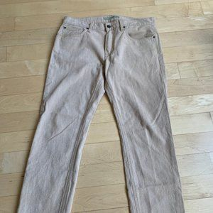 "Joes Jeans Sz 32 men's ""the brixton"" straight leg"
